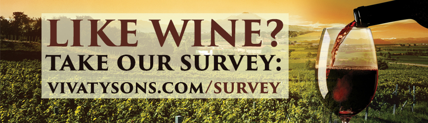 wine survey web banner