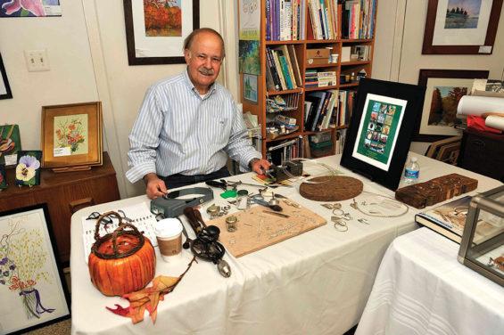 Jeweler Richard Masaniello