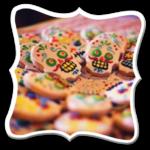 Dia de los Muertos food